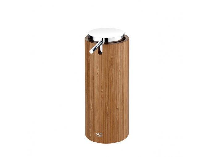 Dávkovač na tekuté mýdlo - dřevěný