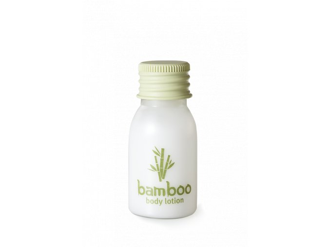 Tělové mléko 20 ml Bamboo