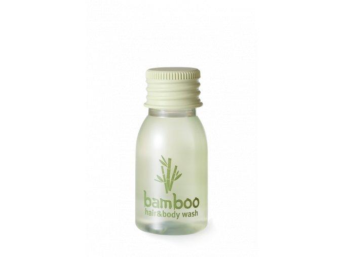 Vlasový a tělový gel 20 ml Bamboo