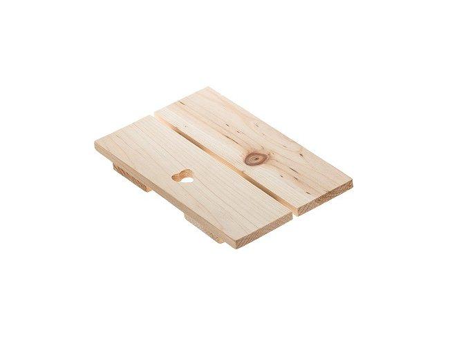 Dřevěný stojánek