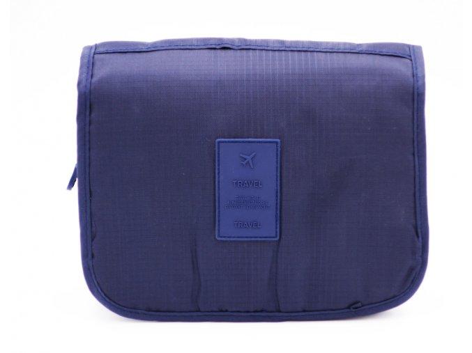 kosmeticka taska modra