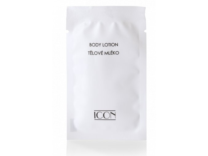 Tělové mléko 10 ml ICON