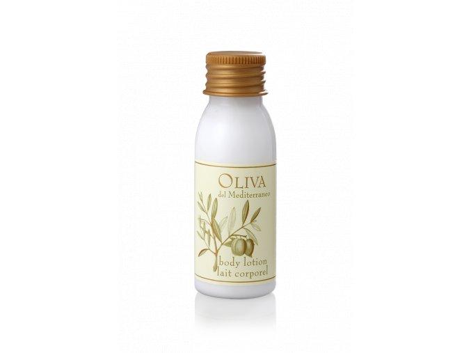 Tělové mléko 30 ml - Oliva