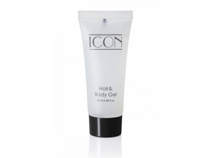 Vlasový a tělový šampon 25 ml ICON