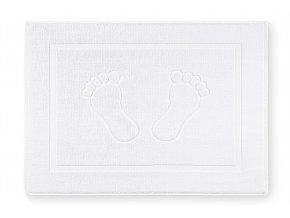 Předložka 50 x 70 cm, 650 g, bílá