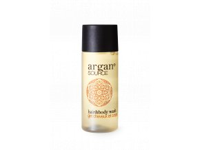 Vlasový a tělový gel 30 ml Argan Source