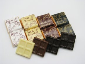 Hotelová mini čokoládka 5g