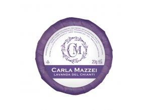 Hotelové mýdlo 20 g Carla Mazzei