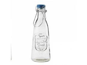 Designová láhev s uzávěrem (1000 ml)