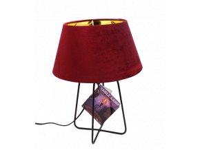 lampa červená 2