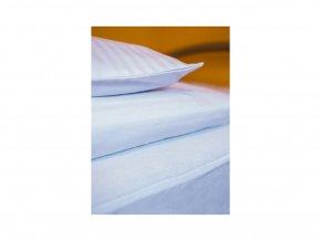 Povlak na polštář 50x70 cm, 210tc, 1cm proužek