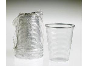 Kelímek zubní plastový - jednorázový, odolný