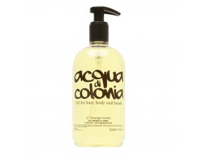 Vlasový a tělový gel 500 ml - Acqua di Colonia