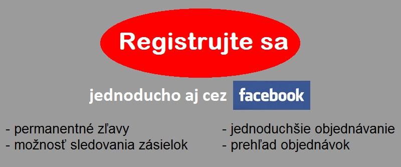 Registrujte sa