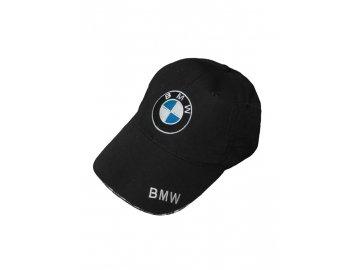 BMW čierna šiltovka