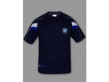 BMW modré tričko