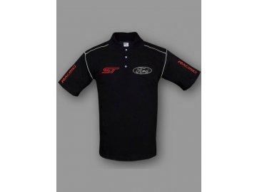 Ford ST čierna polokošela