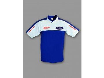 Ford ST modré tričko