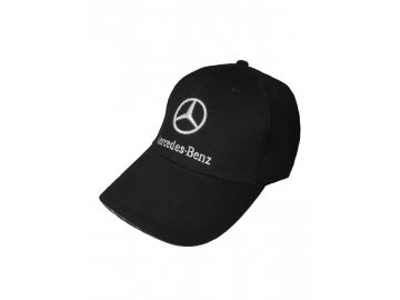 Mercedes Benz čierna šiltovka