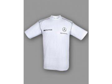 Mercedes AMG biele tričko