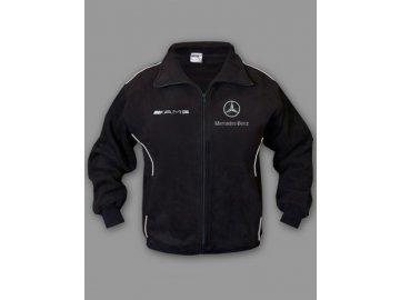 Mercedes AMG flísová bunda