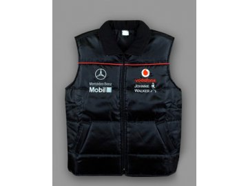 Mercedes McLaren Vodafone vesta