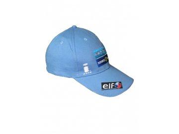 Renault F1 modrá šiltovka
