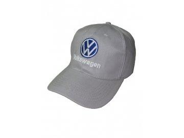 Volkswagen sivá šiltovka