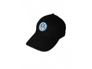 Volkswagen čierna šiltovka