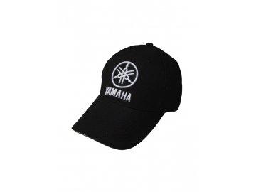 Yamaha čierna šiltovka