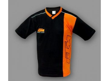 KTM Ver.2 čierne tričko