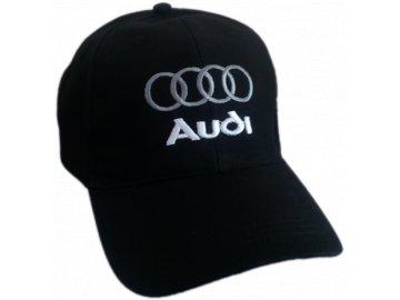 Audi cierna silt 1