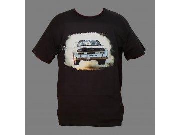 Audi Quattro S1 Tshirt front Final