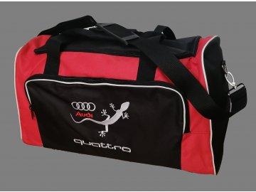 Audi Quattro travel bag Final