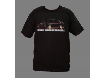 BMW M3 E30 The Original Tshirt front Final