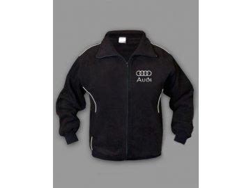 Audi flísová bunda