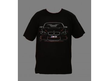 BMW M3 E92 Tshirt 1 front Final