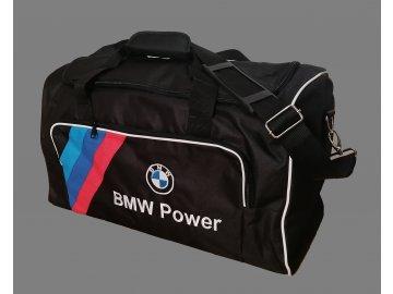 BMW travel bag black Final