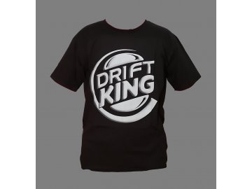 Drift King Tshirt front Final