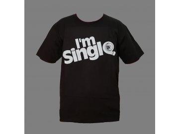 I´m Single Tshirt front Final