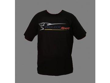 Peugeot Sport Tshirt front Final