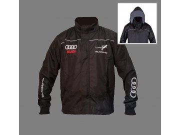 Audi Quattro windbreaker front FINAL