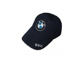BMW modrá šiltovka