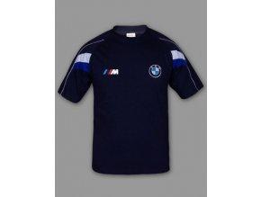 BMW ///M modré tričko