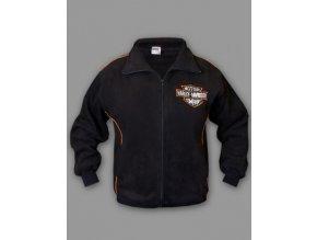 Harley Davidson flísová bunda