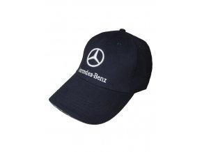 Mercedes Benz modrá šiltovka