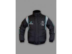 Mercedes Michael Schumacher Petronas GP zimná bunda