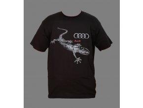 Audi Quattro Tshirt front Final
