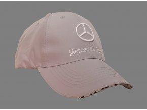 Mercedes cap grey front Final
