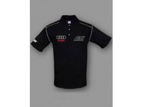 Audi ABT čierna polokošela